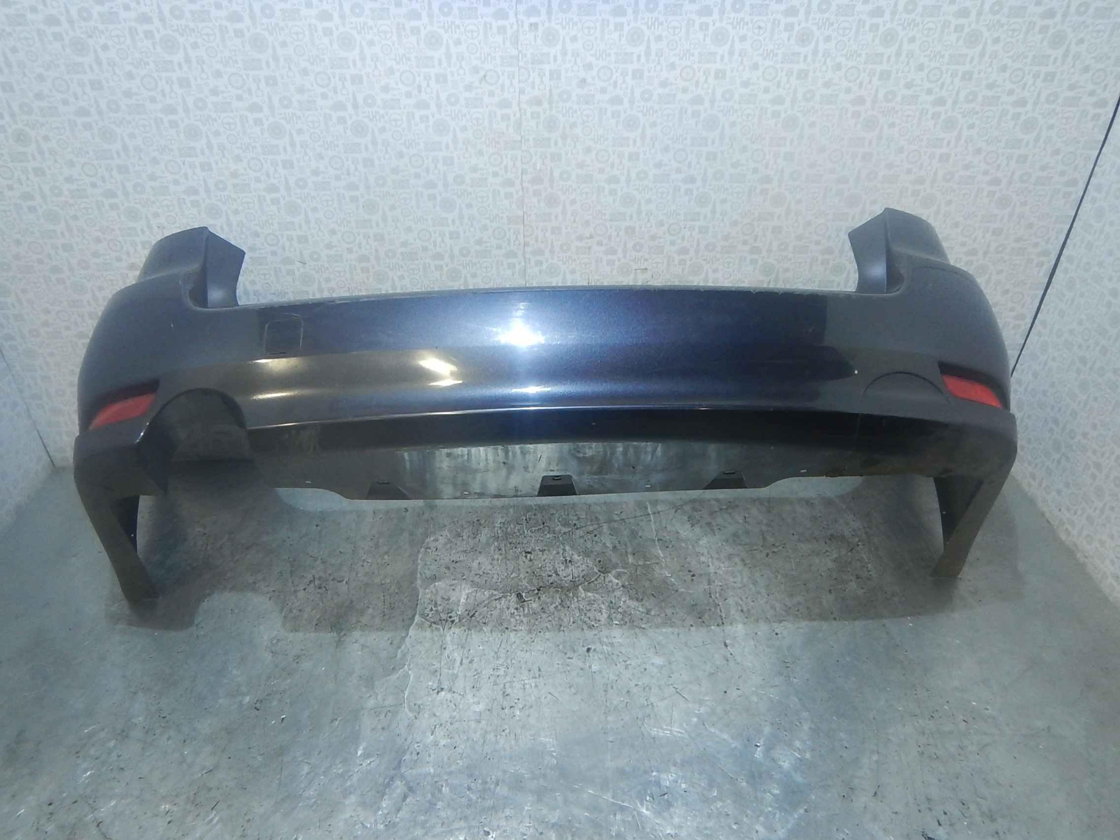 Бампер задний Subaru Legacy 5 фото