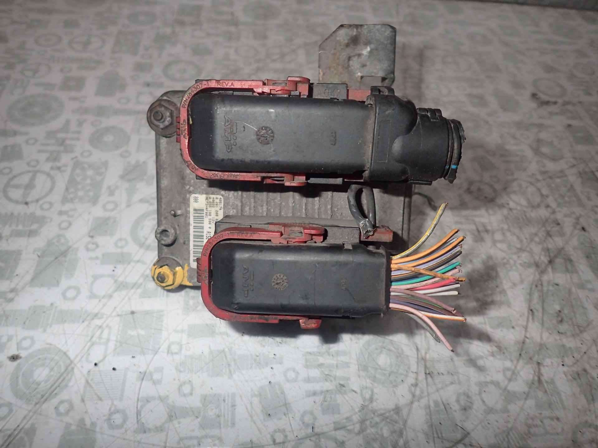 Блок управления двигателем Fiat Punto 2 255516 preview-3