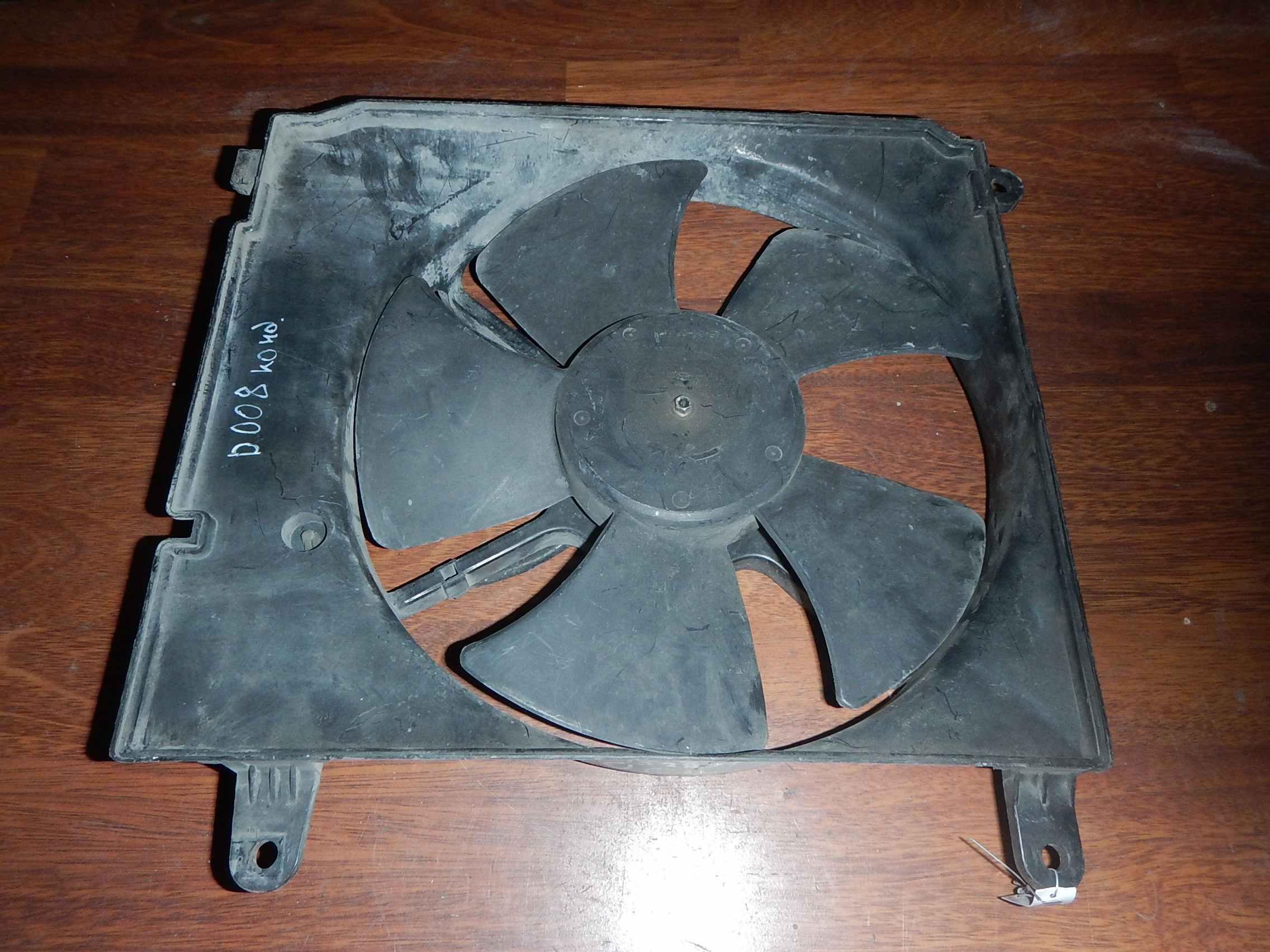 Вентилятор радиатора основного Daewoo Lanos 152891 preview-2