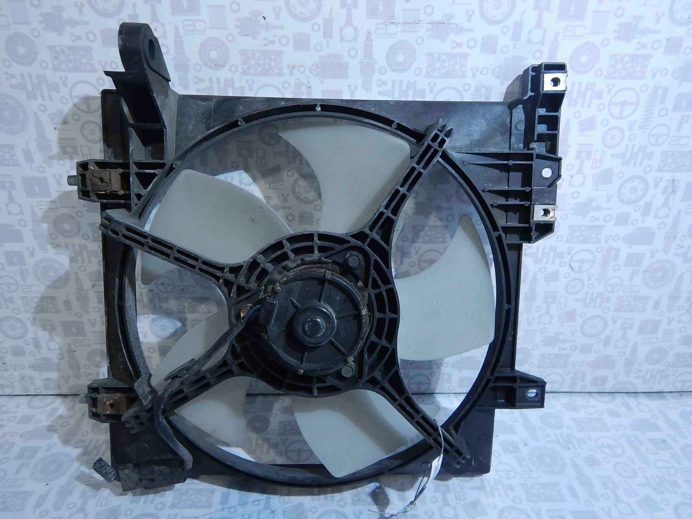 Вентилятор радиатора основного Subaru Legacy 3 205496 preview-2