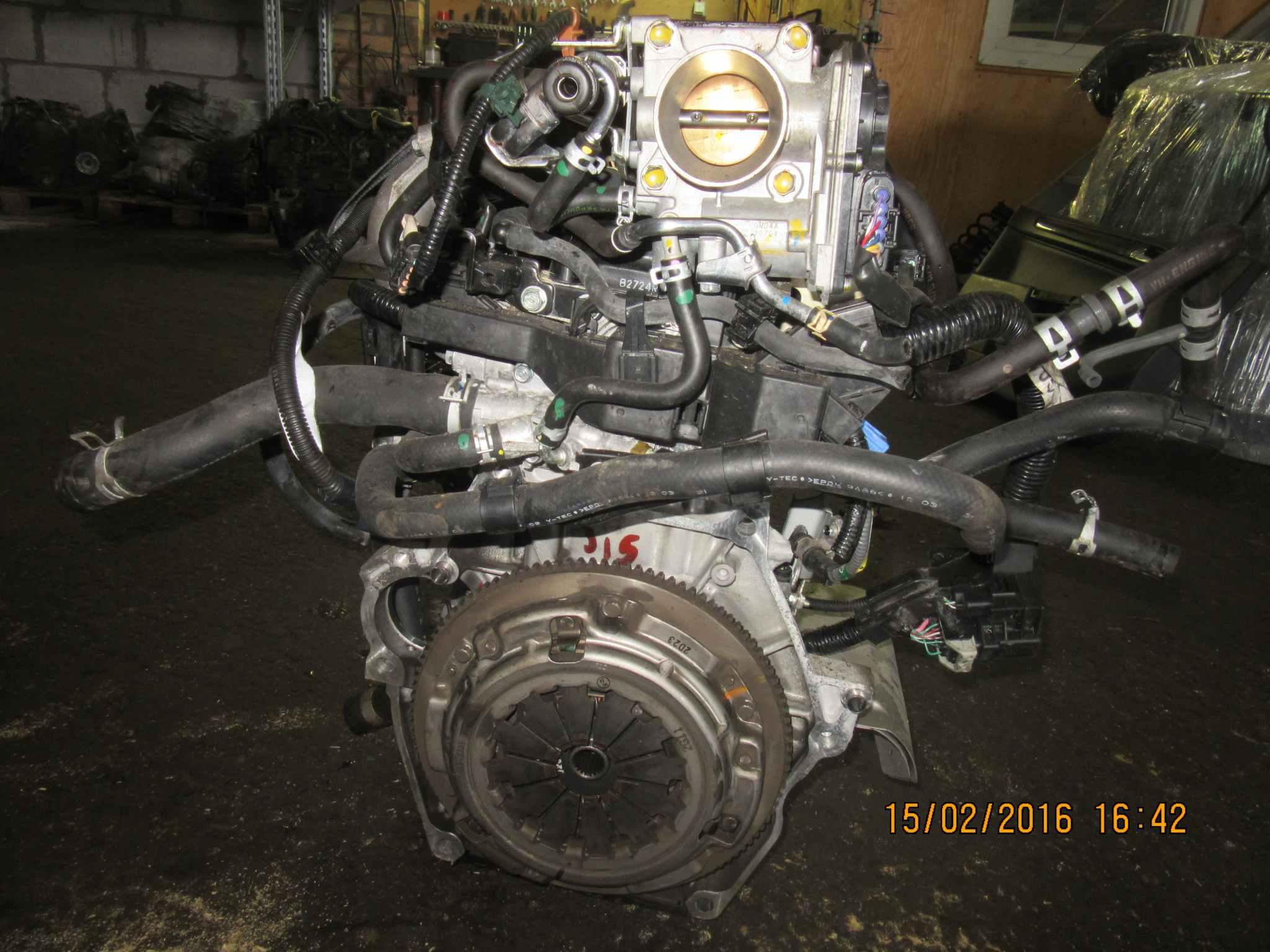 Двигатель (ДВС) Honda Jazz 2 149340 preview-4