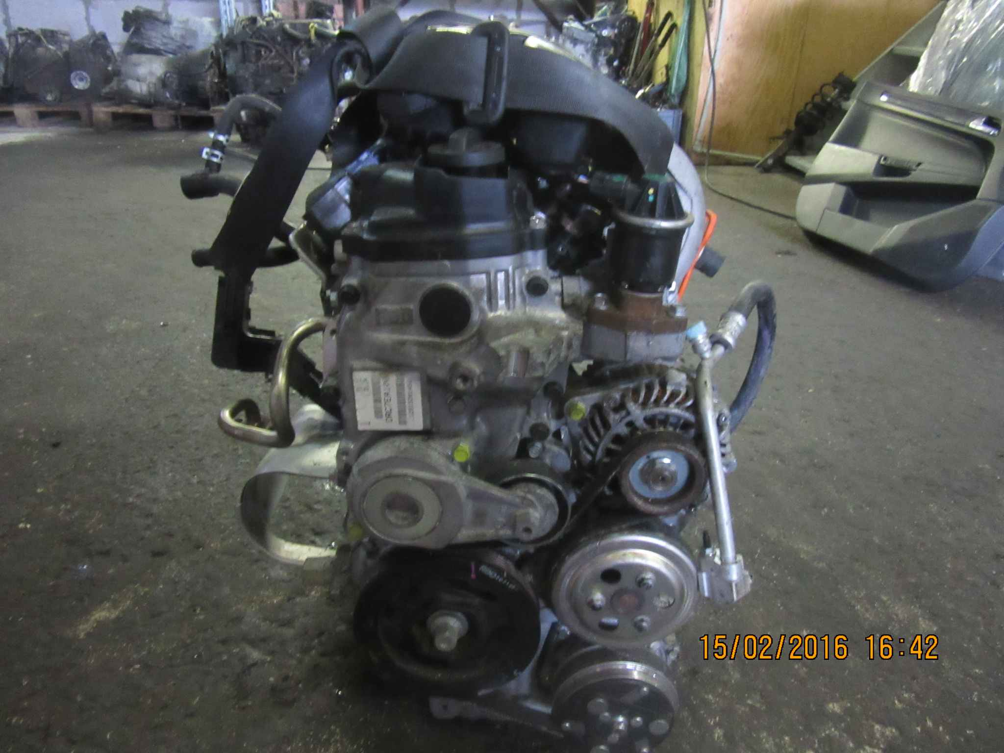 Двигатель (ДВС) Honda Jazz 2 149340 preview-2