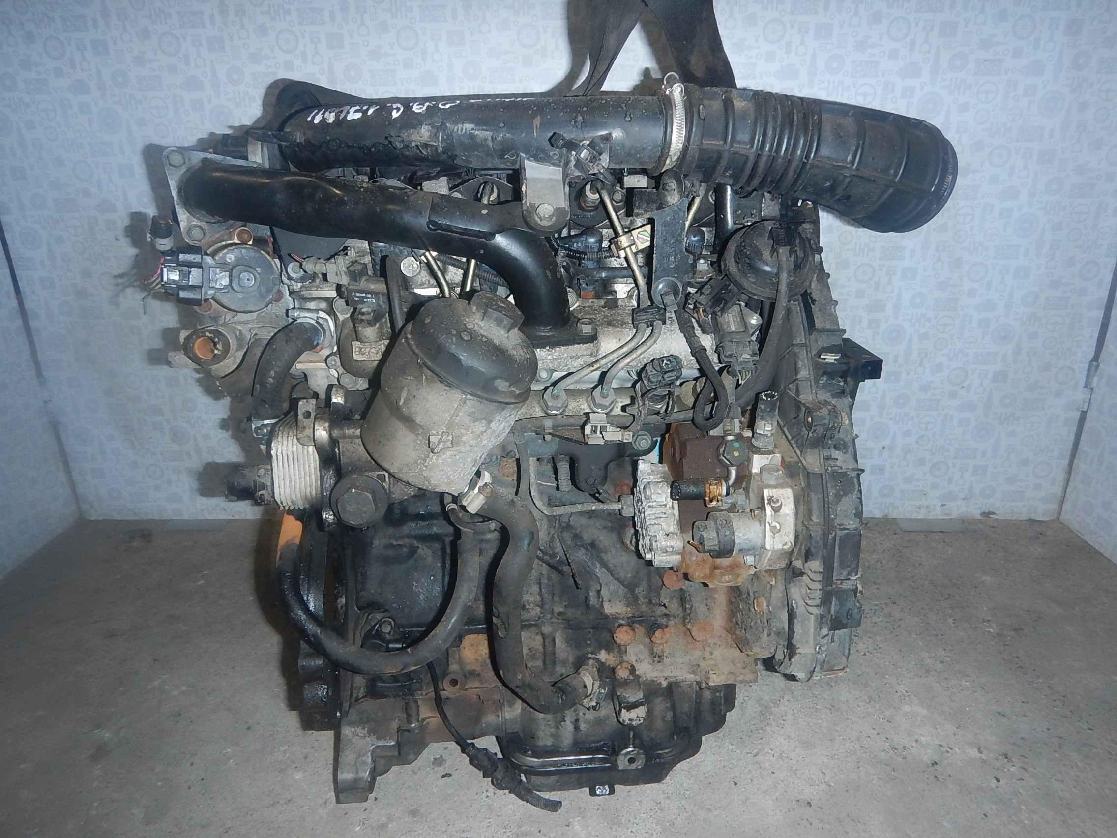 Двигатель (ДВС) Opel Astra G фото