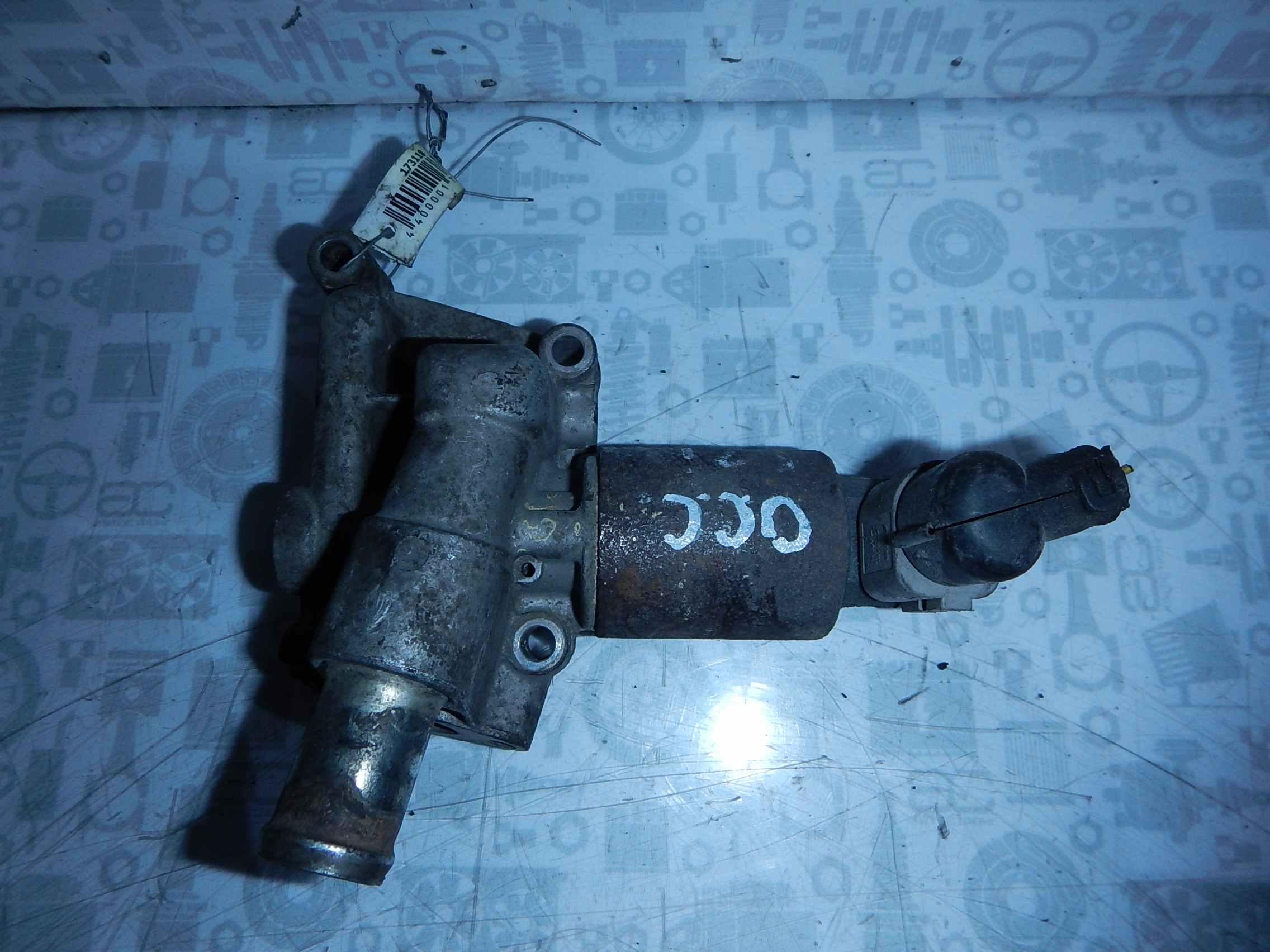 Клапан ЕГР Opel Corsa C фото