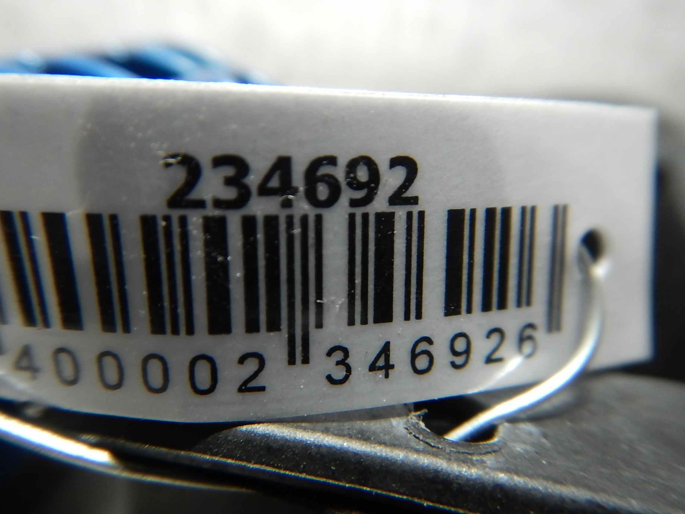 Лючок бензобака Opel Tigra 2 234692 preview-4