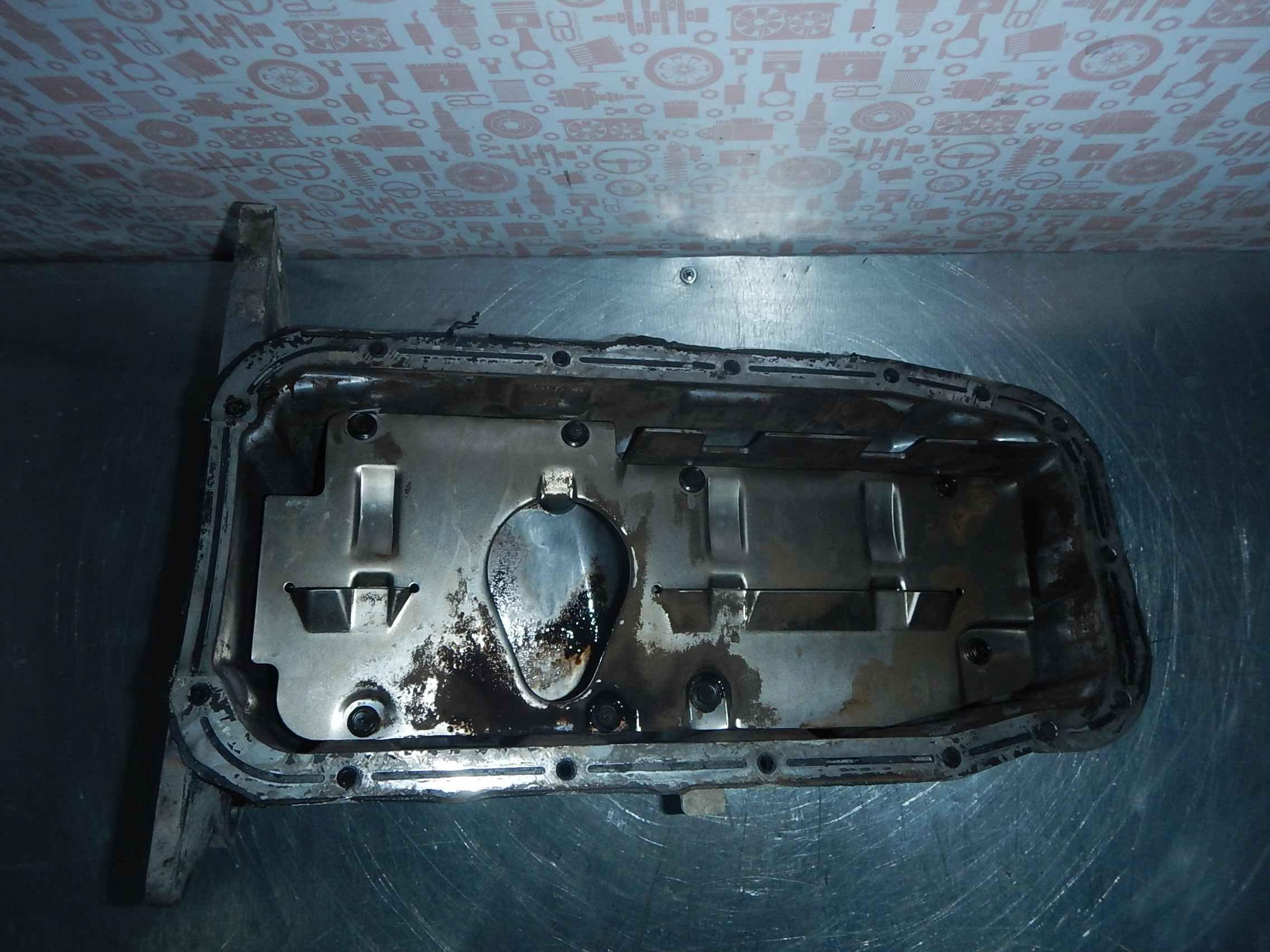 Поддон двигателя Daewoo Nubira 1 195830 preview-2