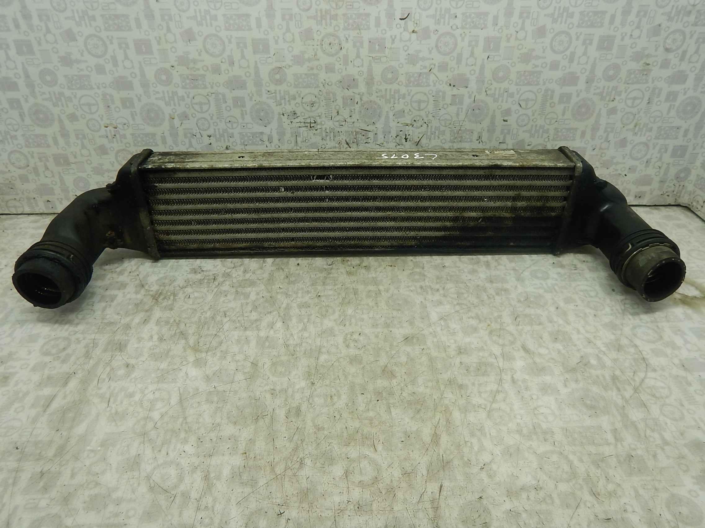 Интеркулер (радиатор интеркулера) BMW 3 Series (E46) фото