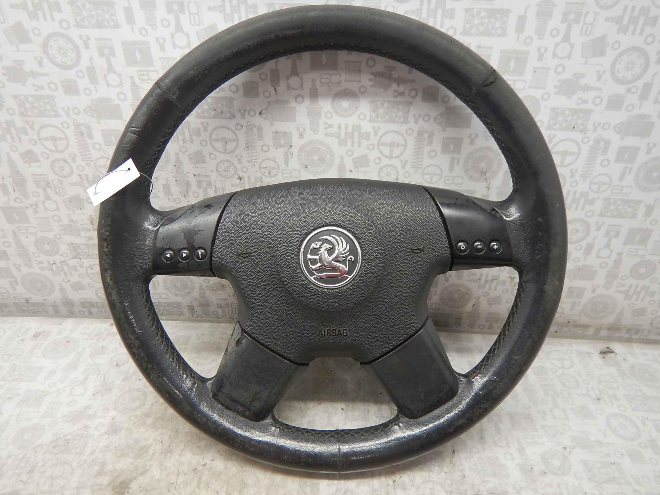 Руль Opel Signum фото