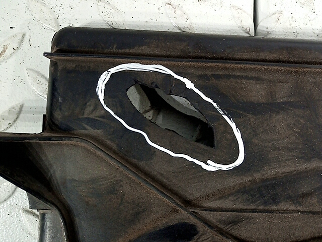Вентилятор радиатора основного Saab 9 5 160594 preview-3