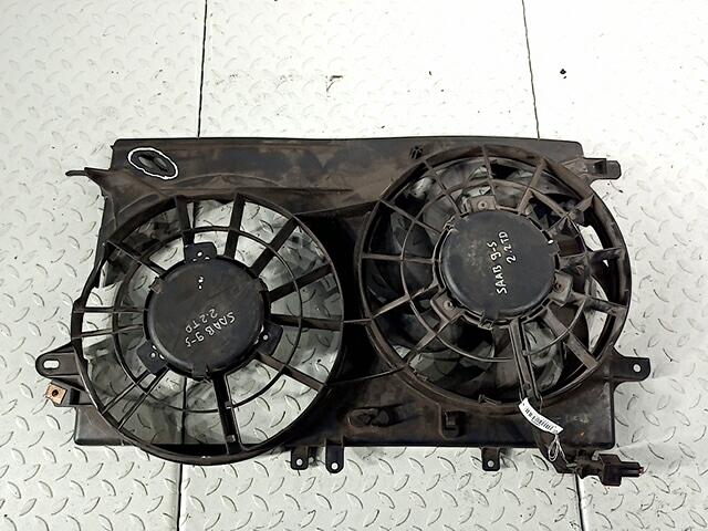 Вентилятор радиатора основного Saab 9 5 160594 preview-2