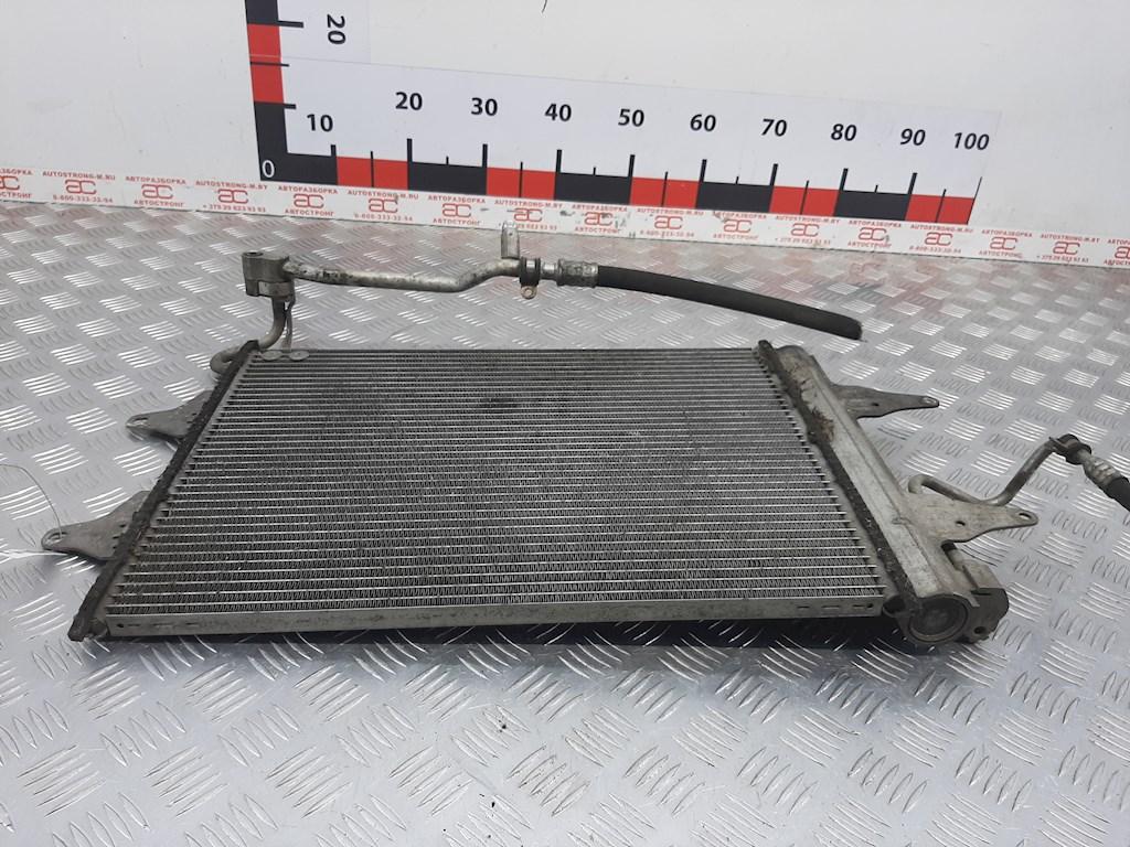 Радиатор кондиционера VOLKSWAGEN POLO 4