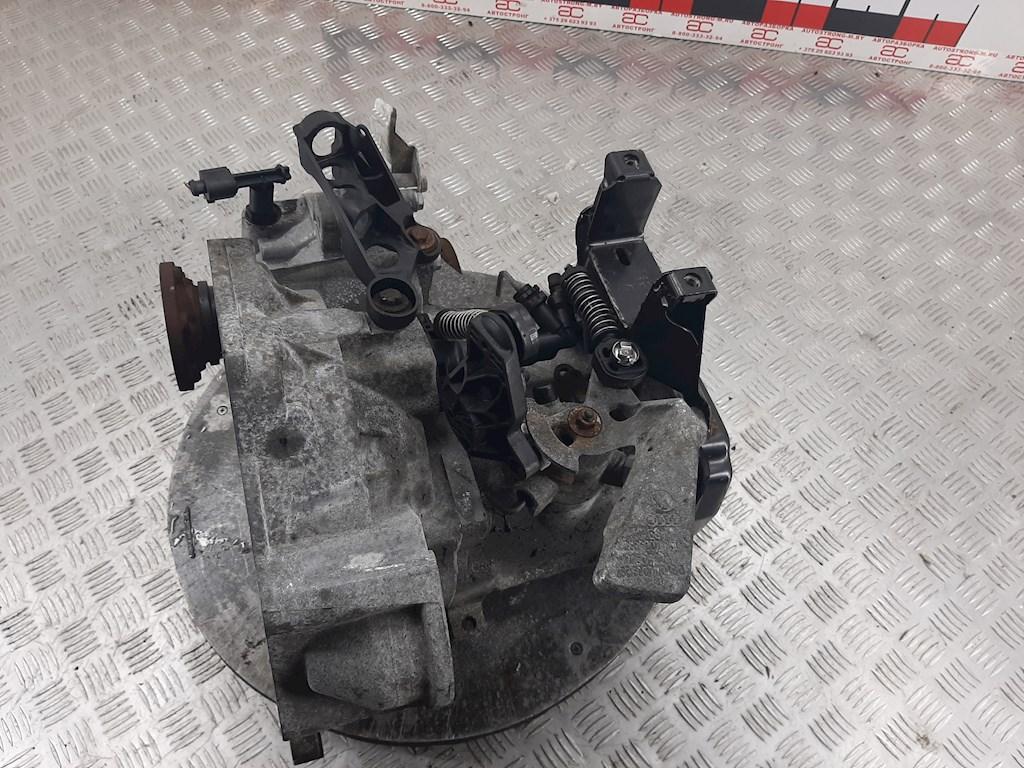 КПП 5ст (механическая коробка) Skoda Fabia 5J 2007-2014