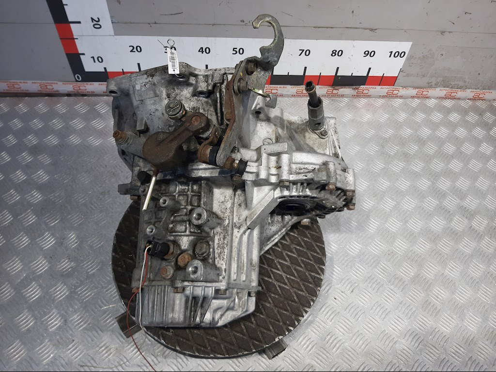 КПП 5ст (механическая коробка) Hyundai Lantra 2 1995-2000