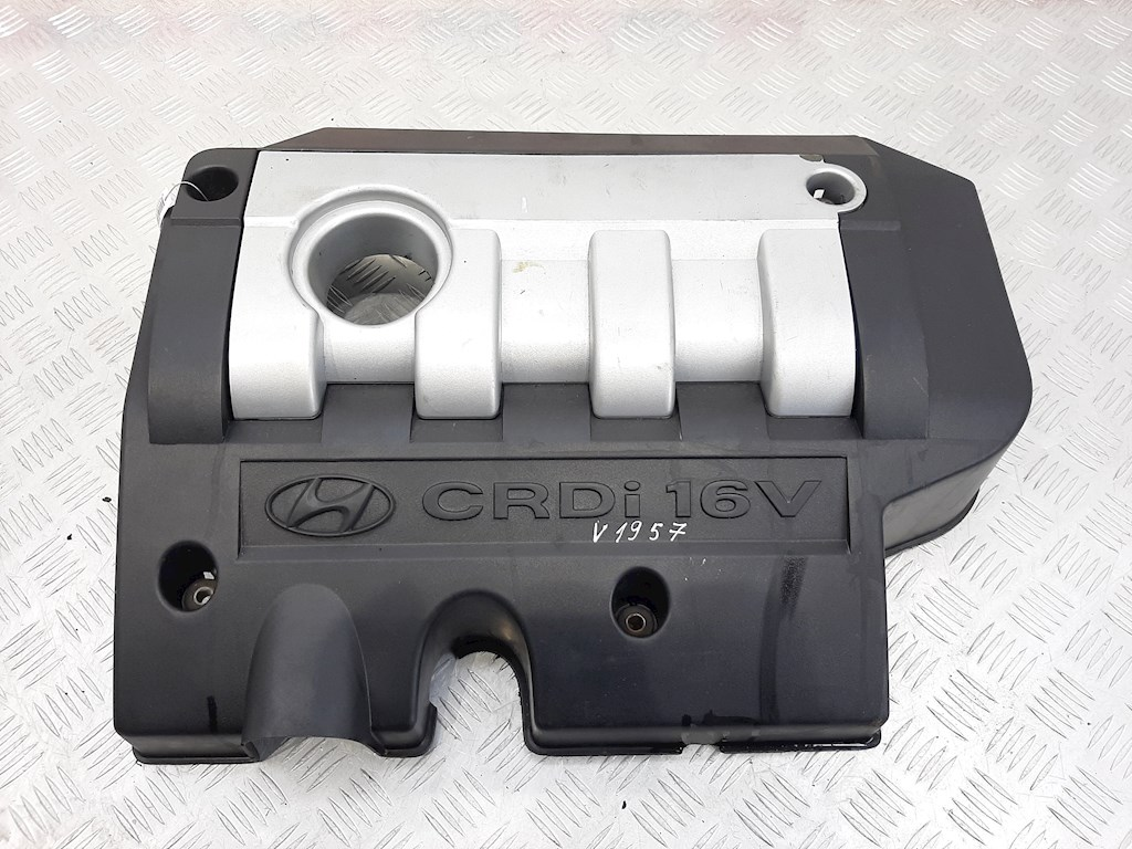 Крышка двигателя декоративная Hyundai Trajet