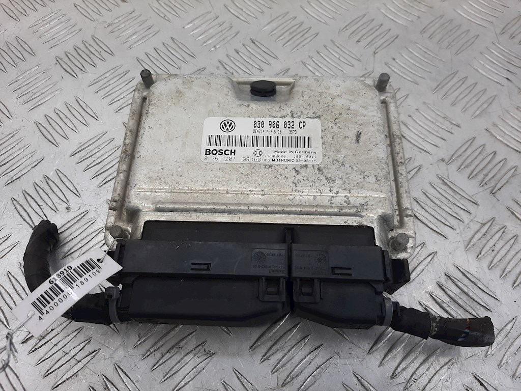Блок управления двигателем Volkswagen Lupo фото