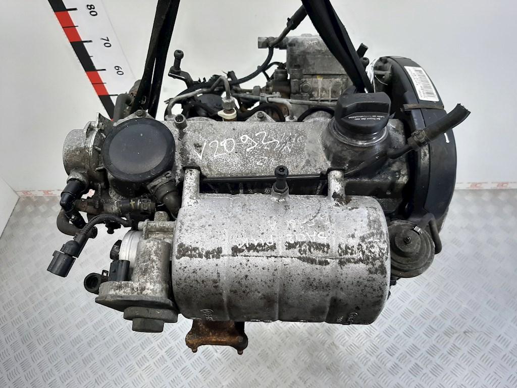 Двигатель (ДВС) Skoda Fabia фото