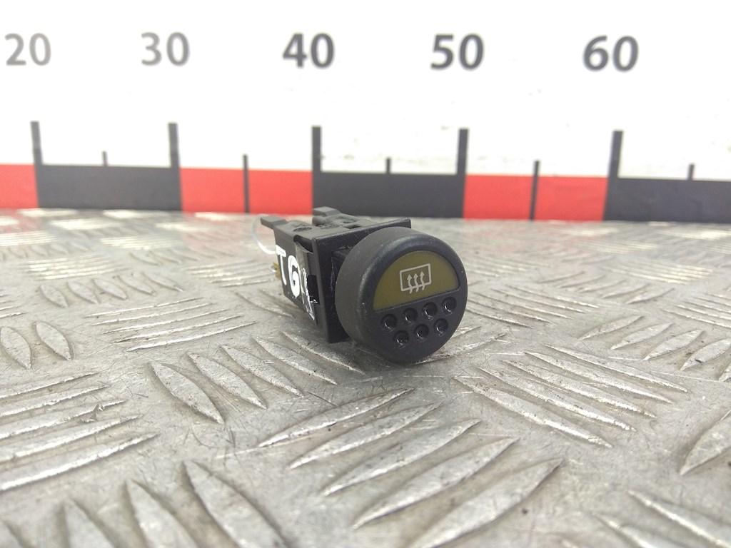 Кнопка обогрева заднего стекла Peugeot 106 фото