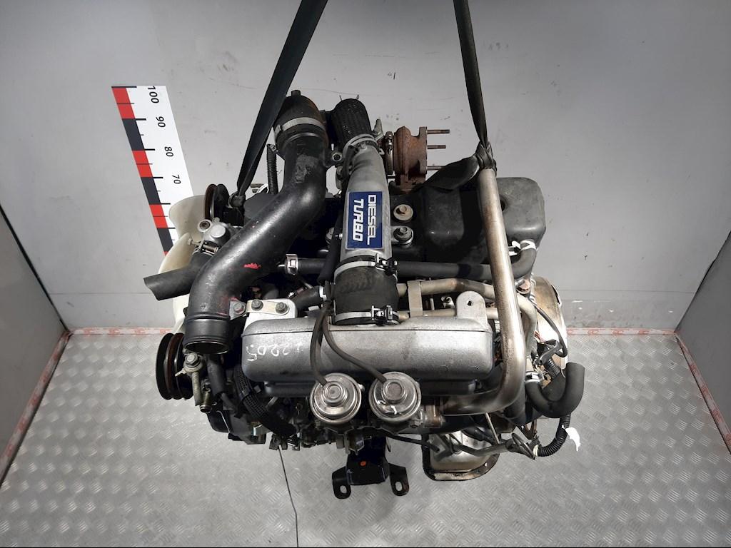 Двигатель (ДВС) Isuzu Campo 4JA1 (ар