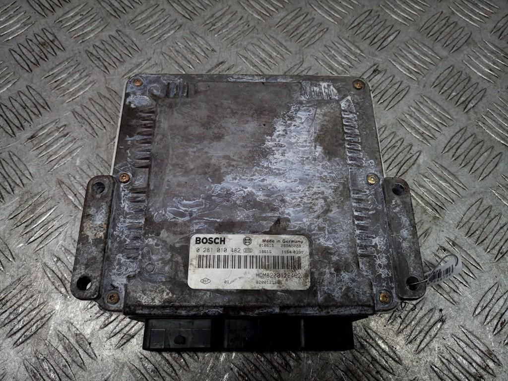 Блок управления двигателем Renault Laguna 2 фото
