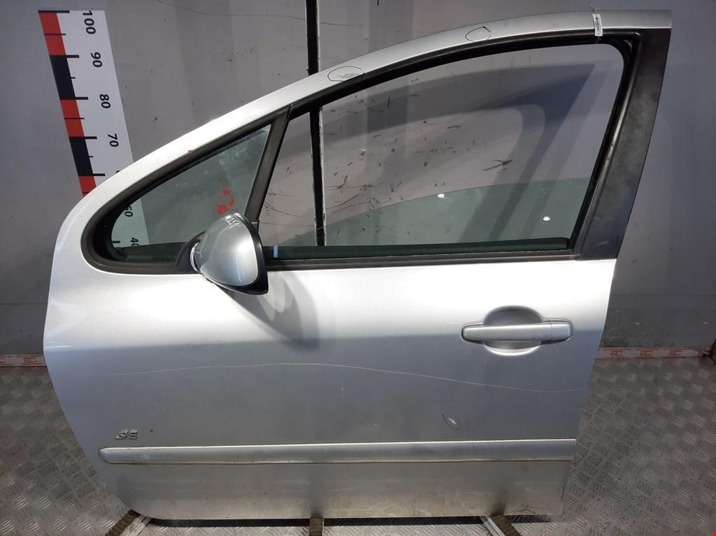 Дверь передняя левая Peugeot 307 фото