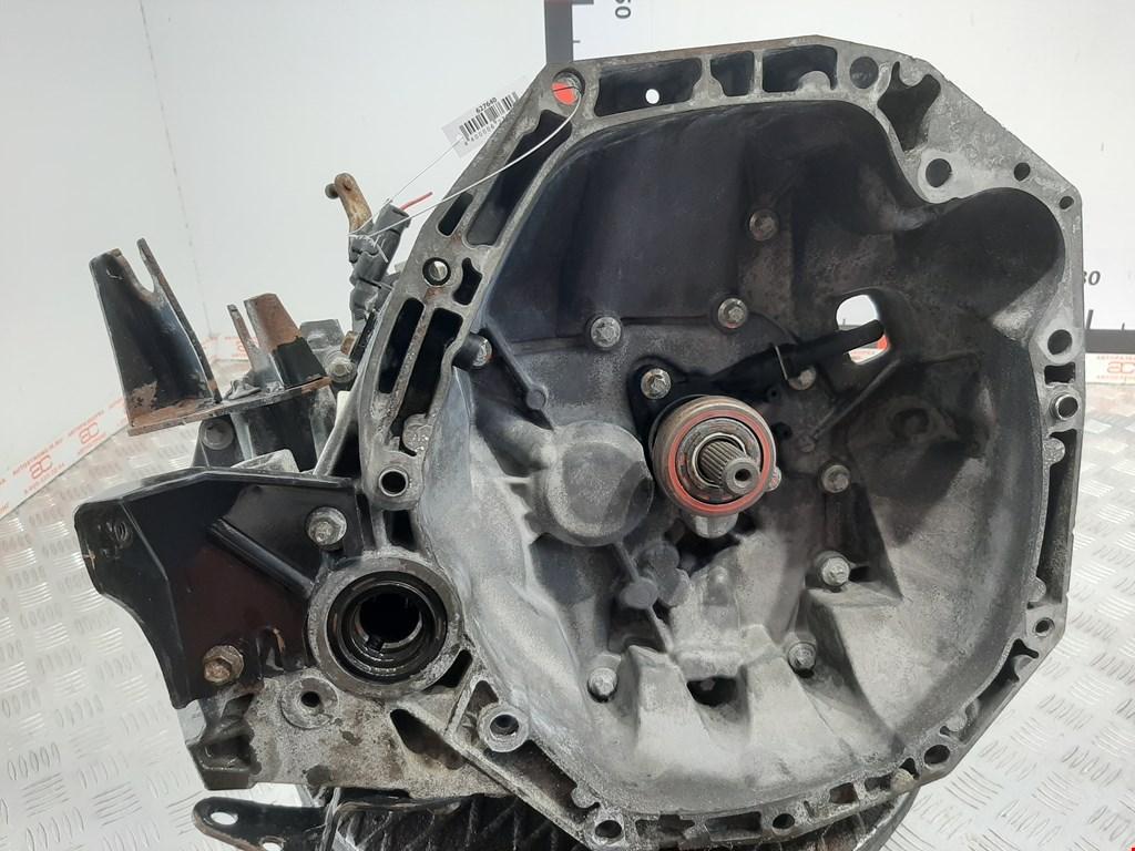 КПП 5ст (механическая коробка) Renault Megane 2 2003-2009