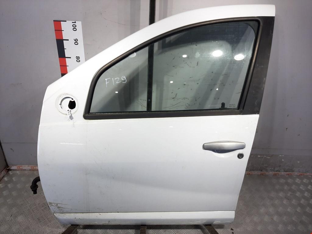 Дверь передняя левая Dacia Sandero фото
