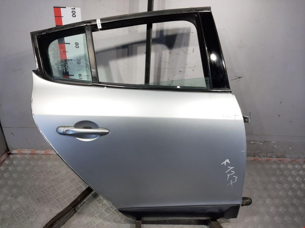 Дверь задняя правая Renault Megane 3 фото