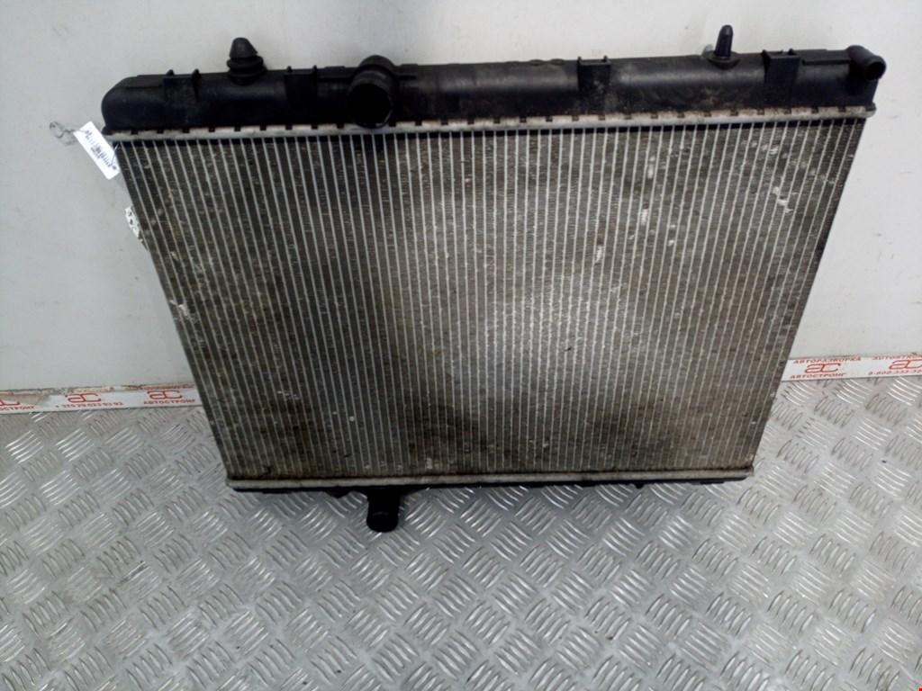 Радиатор основной Citroen C8 фото