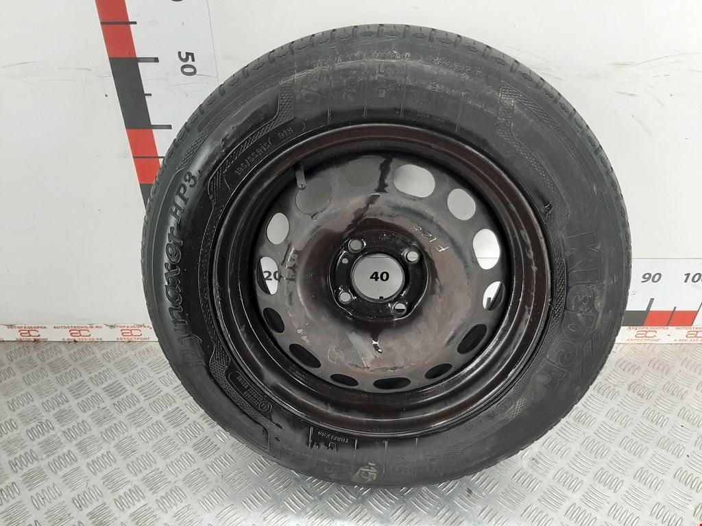 Диск колесный штампованный Peugeot 308 T7 фото