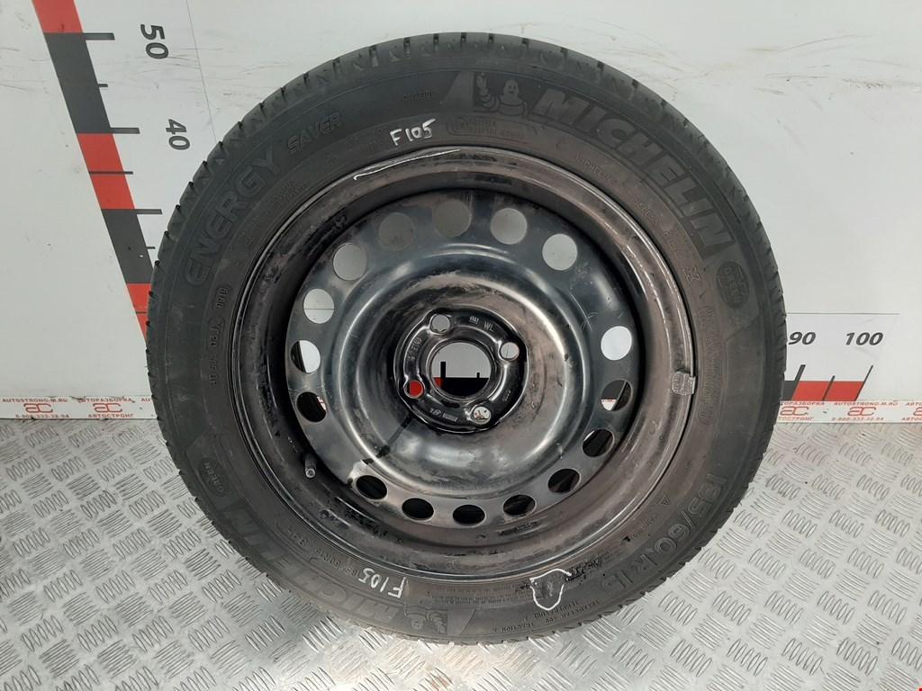 Диск колесный штампованный Opel Meriva A фото