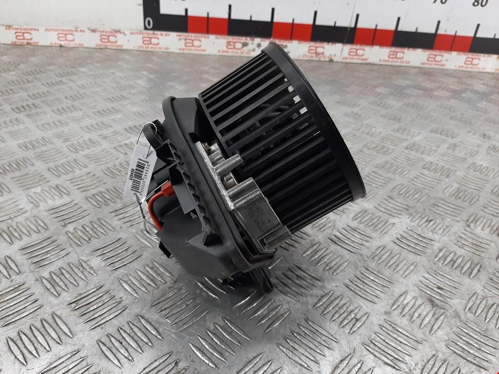 Моторчик (двигатель) печки Peugeot 406 фото