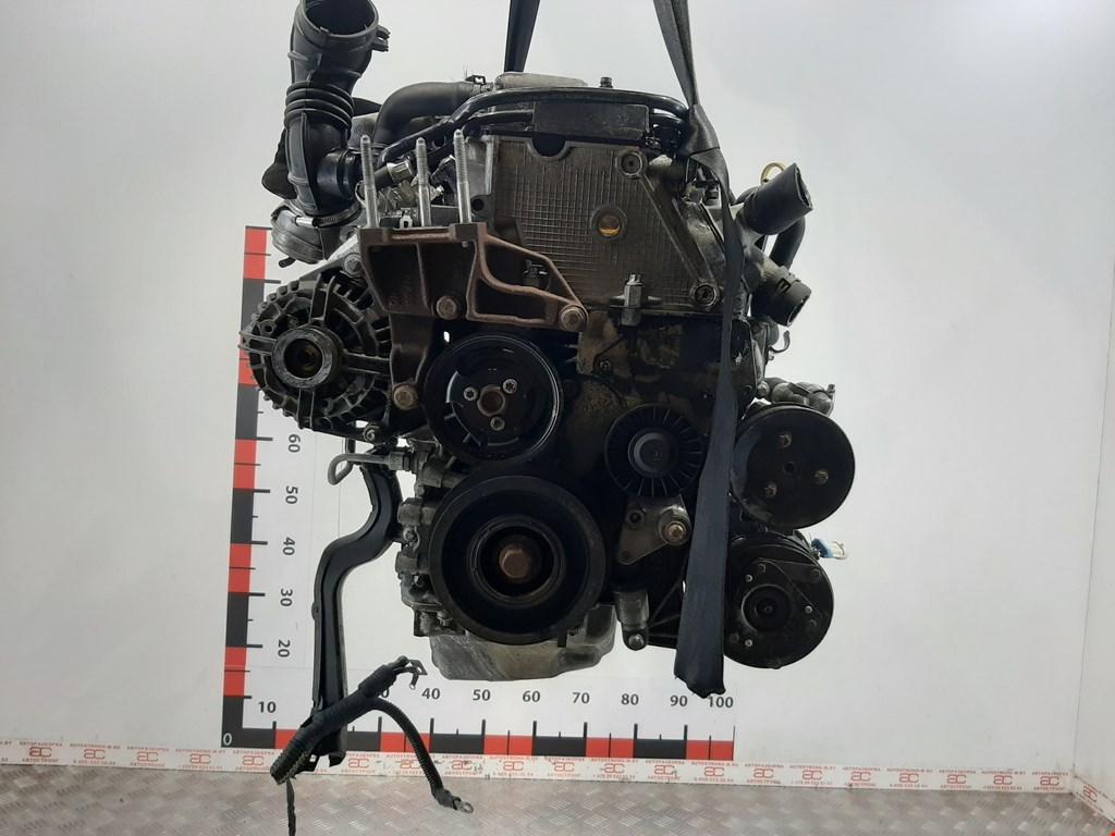 Двигатель (ДВС) Opel Vectra B фото