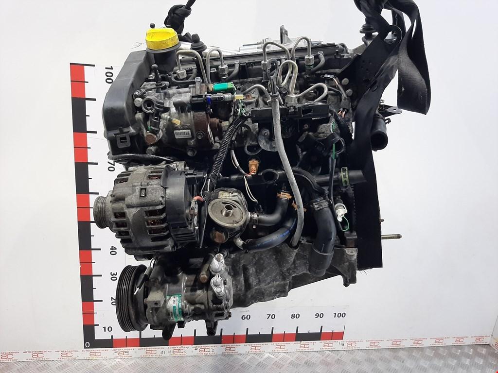 Двигатель (ДВС) Renault Clio 2 фото