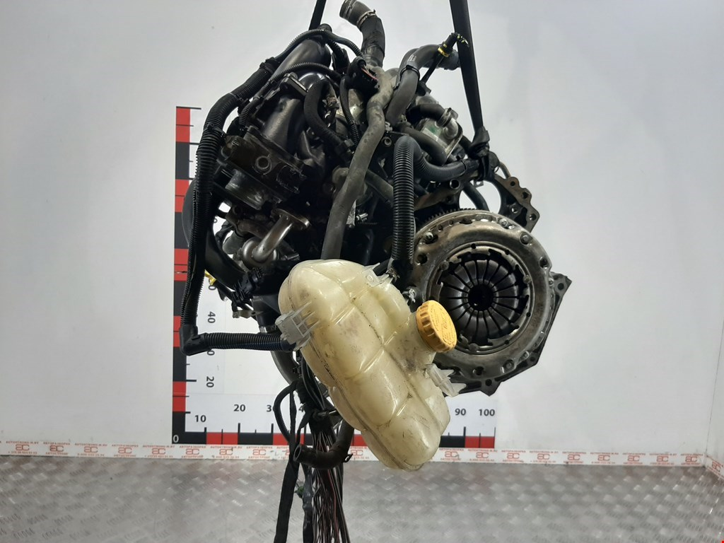 Двигатель (ДВС) Opel Meriva A фото