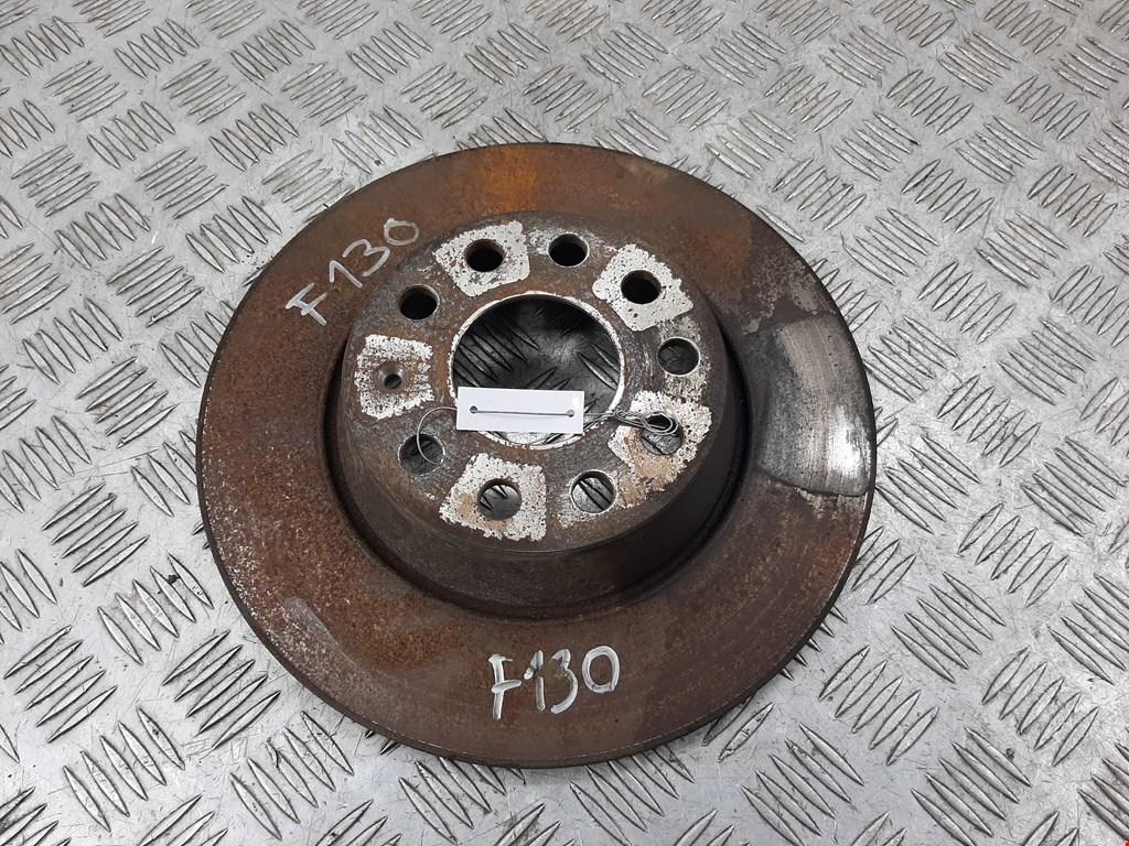 Диск тормозной задний Volkswagen Passat 6 фото