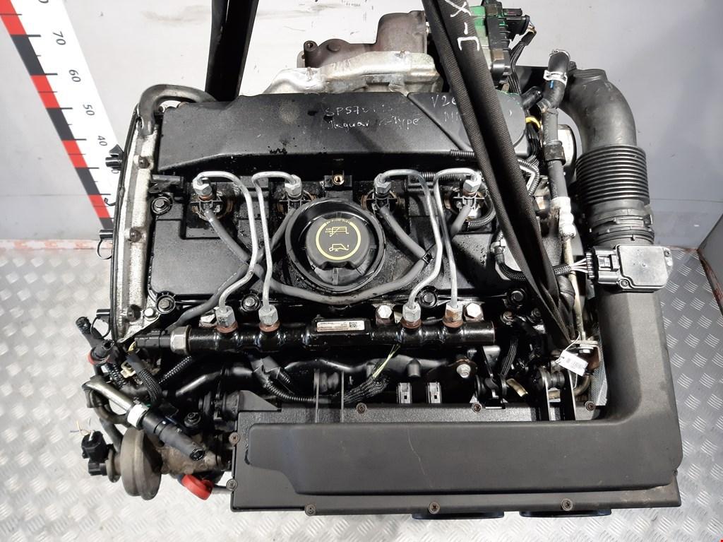 Двигатель (ДВС) Jaguar X Type 2002-2009
