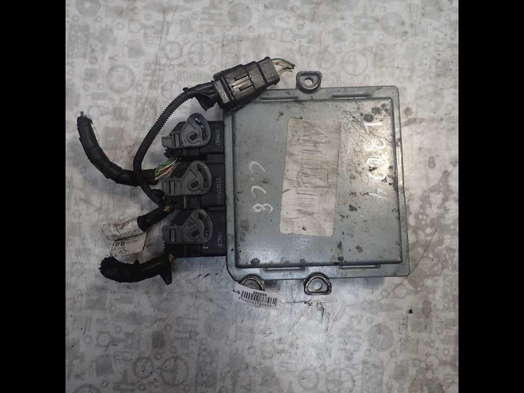 Блок управления двигателем Citroen C8 фото