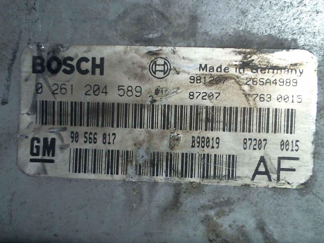 Opel-Omega B-205095