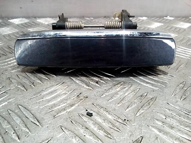 Ручка двери наружная задняя левая Audi A6 C6 фото