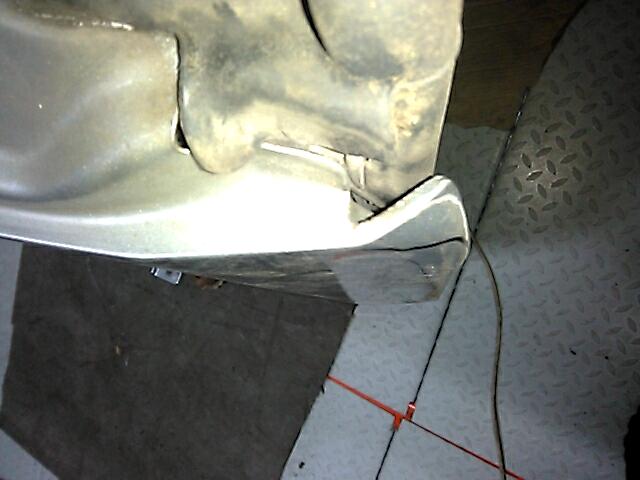 Дверь задняя правая Honda Element (YH2) 367982 preview-5