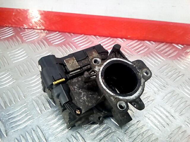 Заслонка дроссельная Fiat Doblo фото