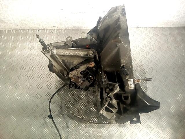КПП 5ст (механическая коробка) Renault Clio 2 1998-2005