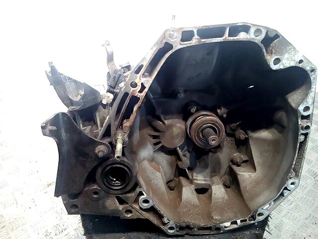 КПП 5ст (механическая коробка) Renault Modus 2004-2008