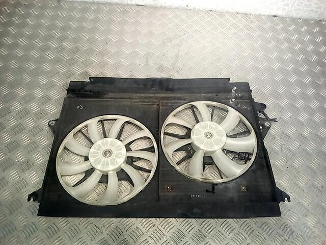 Вентилятор радиатора кондиционера Toyota Auris (E15J/E15UT) 408795 preview-2