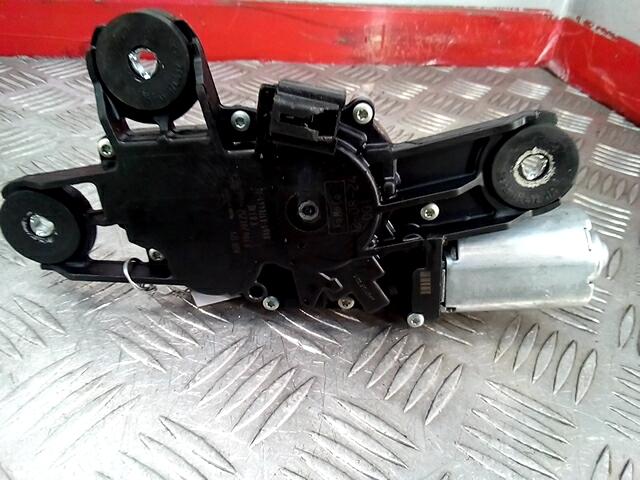 Двигатель стеклоочистителя задний (моторчик дворников) Ford Fiesta 6 468318 preview-2