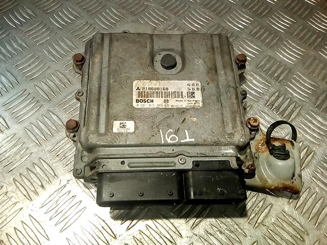 Блок управления двигателем Mitsubishi Colt 6 фото