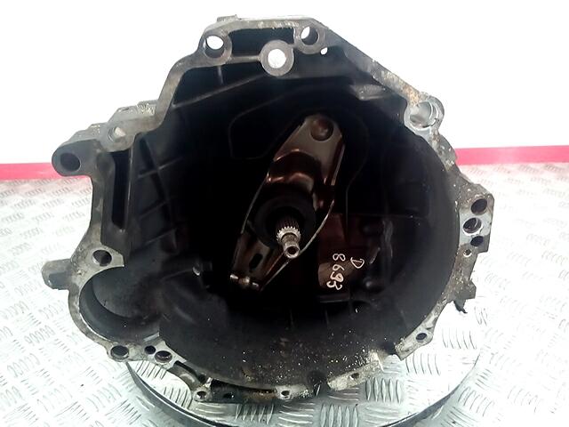 КПП 5ст (механическая коробка) Audi A4 B6 фото