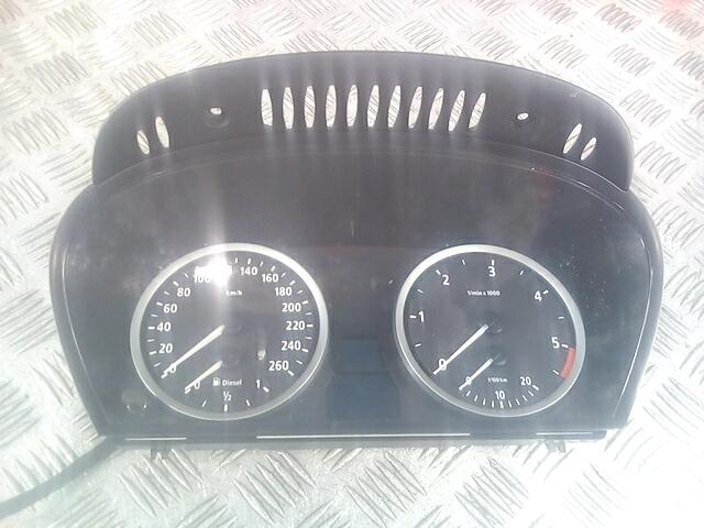 Панель приборная (щиток приборов) BMW 5 Series (E60) фото