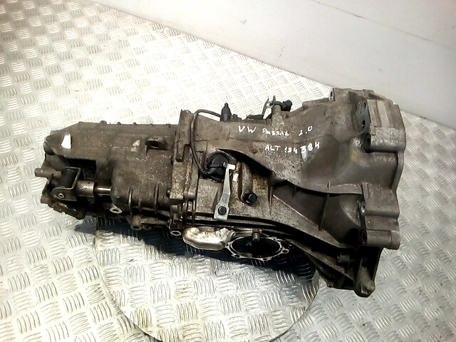 КПП 5ст (механическая коробка) Volkswagen Passat 5 GP 2000-2005