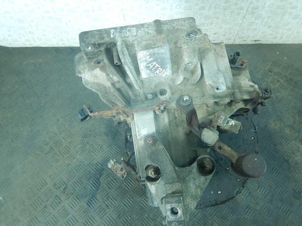 КПП 5ст (механическая коробка) Hyundai Matrix 2001-2010
